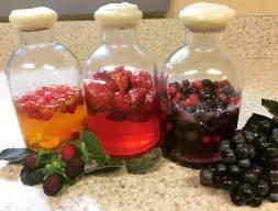 Fruit preserves; Historic faux / fake food